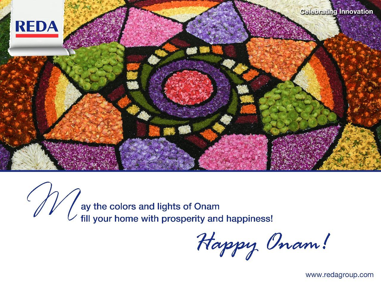 Onam Festival Greeting