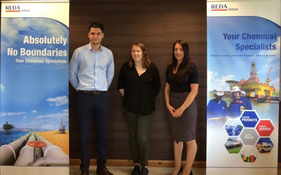 REDA Oilfield Boosts North Sea Presence